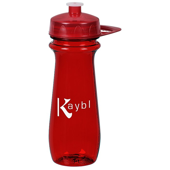 Logo 4imprint.com: Refresh Flared Water Bottle with Handle - 16 oz ...