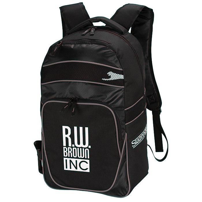 f41ece5d90 4imprint.com  Slazenger Competition Backpack 117741