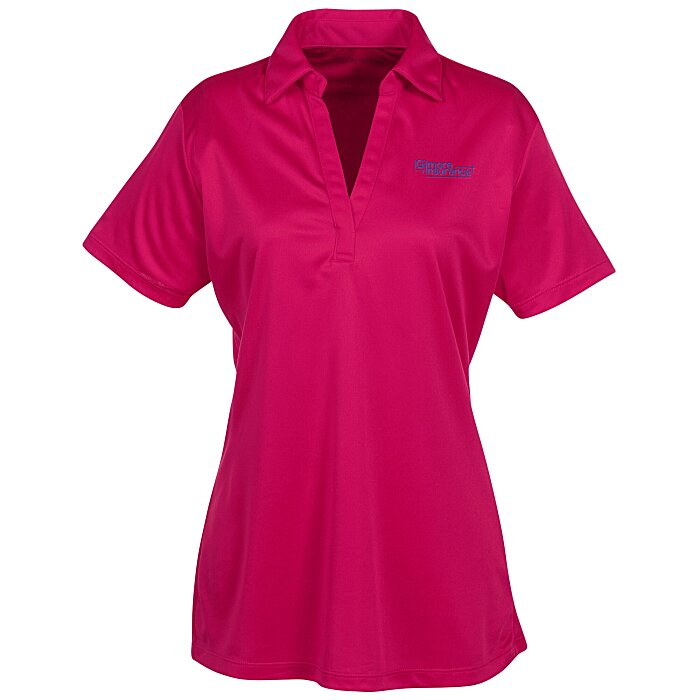 Women's Logo Polo Shirts | Women's Customized Golf Shirts at 4imprint