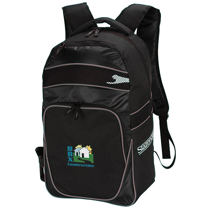 4imprint.com  Slazenger Competition Backpack - Embroidered 117741-E cce5ba4810f