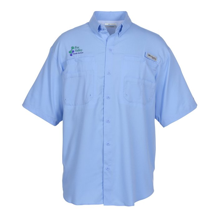 ea73e5967 4imprint.com: Columbia Tamiami II Short Sleeve Shirt - Men's 120149-M-SS