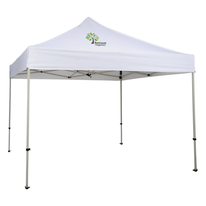 sc 1 st  4Imprint & 4imprint.com: Deluxe 10u0027 Event Tent with Vented Canopy 112530-10-VC