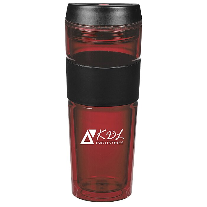 dc7fba8bf4a 4imprint.com: Malia Travel Tumbler – Colors - 16 oz. - 24 hr 114310-C-24HR