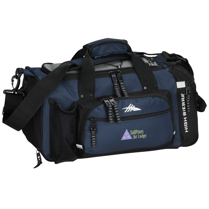 """4imprint.com: High Sierra 21"""" Water Sport Duffel"""