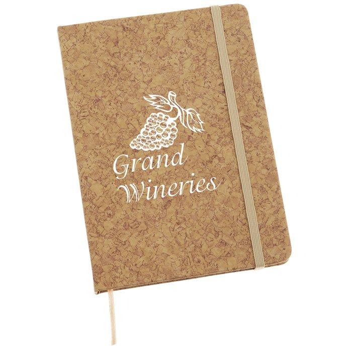 e5ad6b2d826 4imprint.com  Faux Cork Notebook 121562