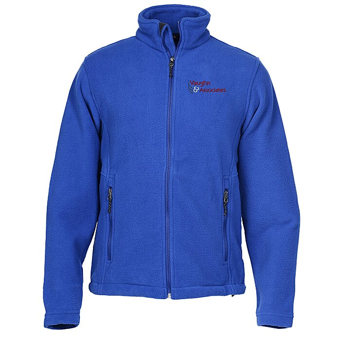 Custom Promotional Fleece Jackets | Logo Printed Fleece Vests and ...