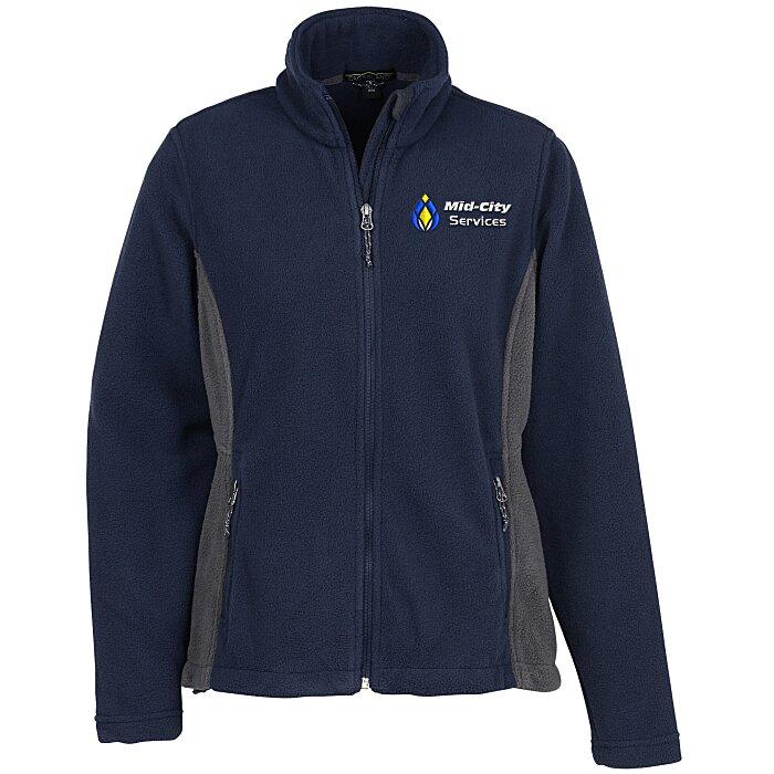 Custom Promotional Fleece Jackets | Logo Printed Fleece Vests and ...