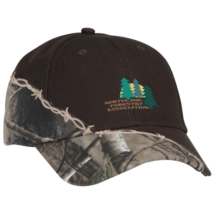 b16cad2b 4imprint.com: Kati Licensed Camo Barbed Wire Cap - Realtree 124778-RT