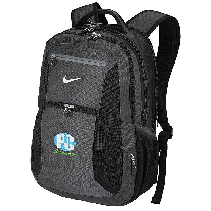 4imprint Com Nike Peak Laptop Backpack 126366