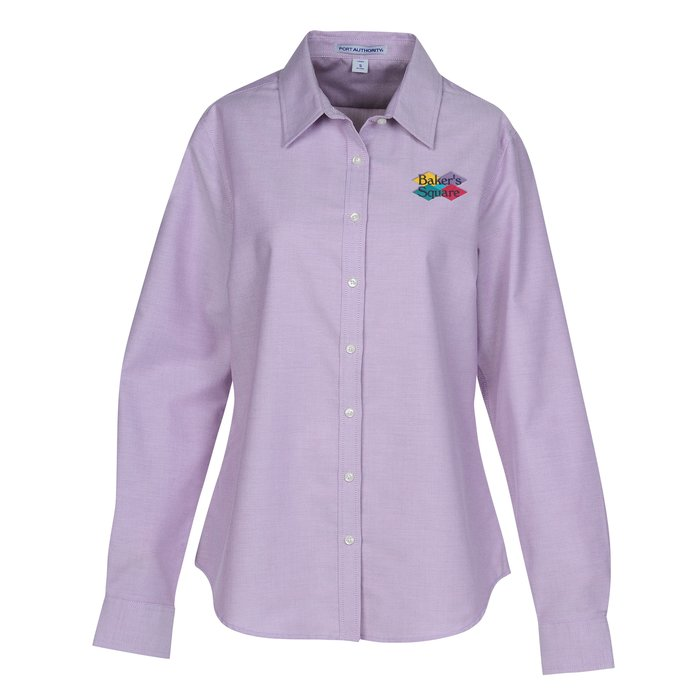 70902a5ee0 Performance Oxford Shirt - Ladies'