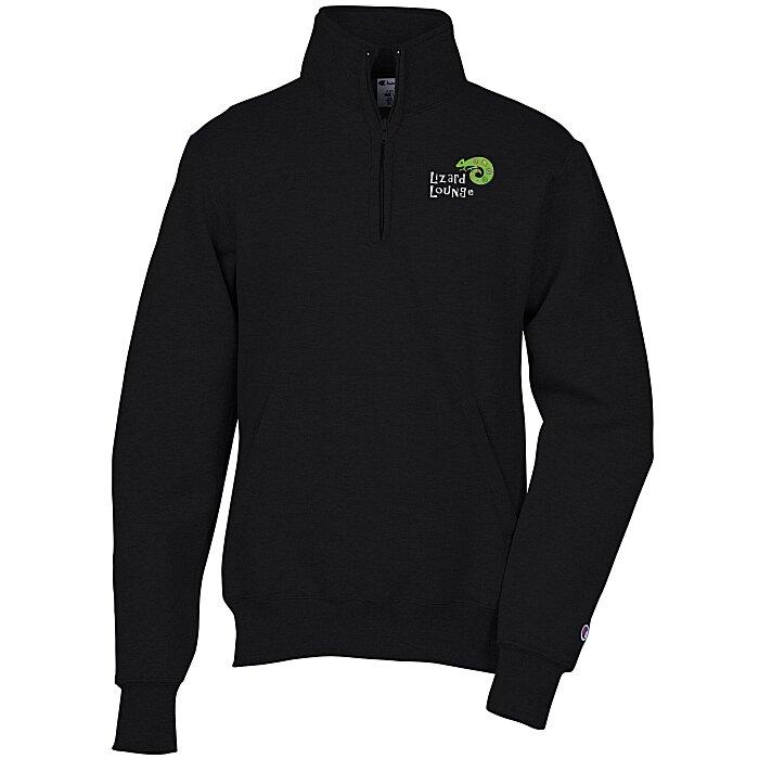cb9da8632cb 4imprint.com: Champion 1/4-Zip Pullover - Embroidered 128381-E