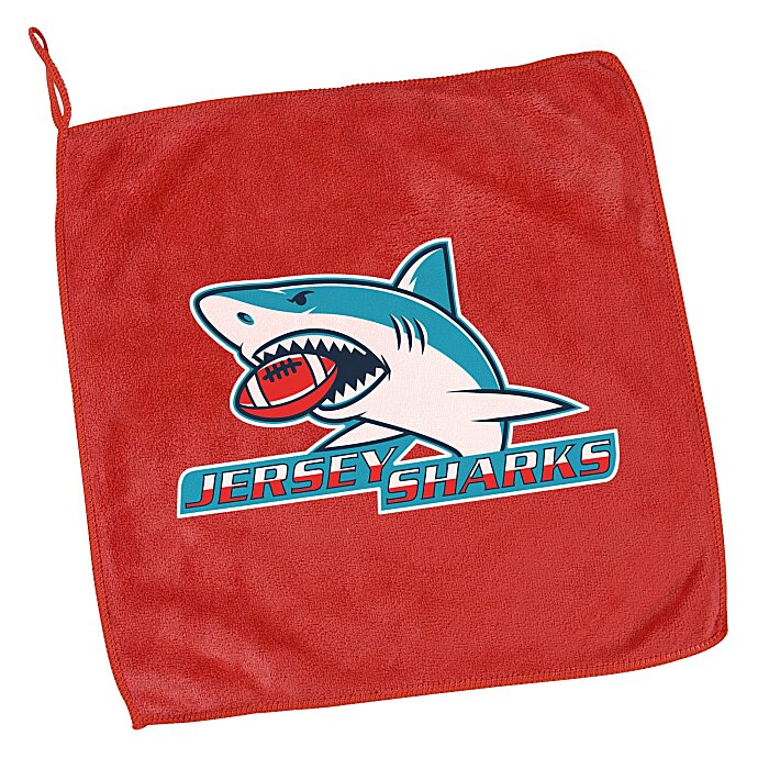 Personalized Spirit Towels: 4imprint.com: Full Color Spirit Towel 128675
