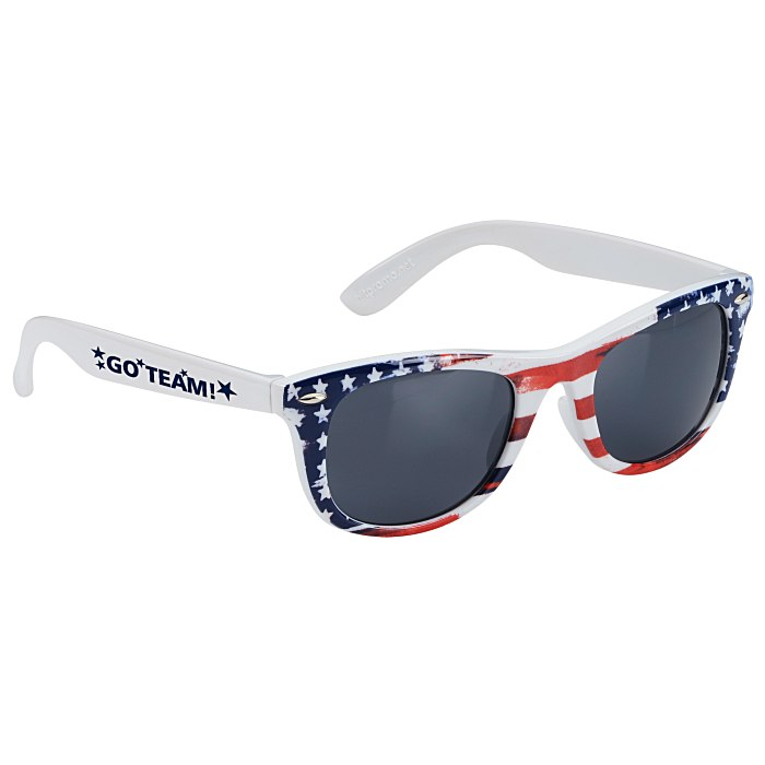 1efd793b8e6 4imprint.com  Patriotic Sunglasses 129880
