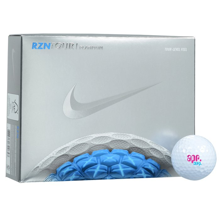 4f3bff3bf57cb slide 1 of 2. Nike RZN Tour Platinum Golf Ball - Dozen ...