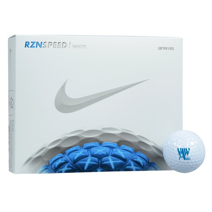 0d4dac6d09c13 slide 1 of 2. Nike RZN Speed White Golf Ball - Dozen ...