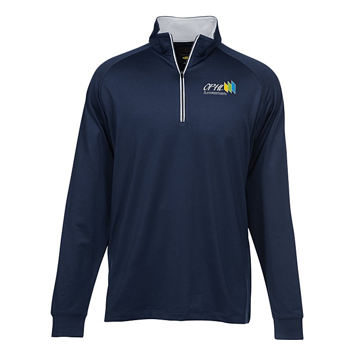 1cffd1a50ff4 4imprint.com: Greg Norman Play Dry 1/4-Zip Performance Pullover - Men's  129963-M