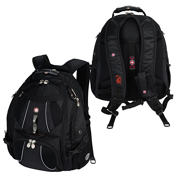 Wenger Mega Laptop Backpack Main Image  sc 1 st  4Imprint & 120741 is no longer available | 4imprint Promotional Products