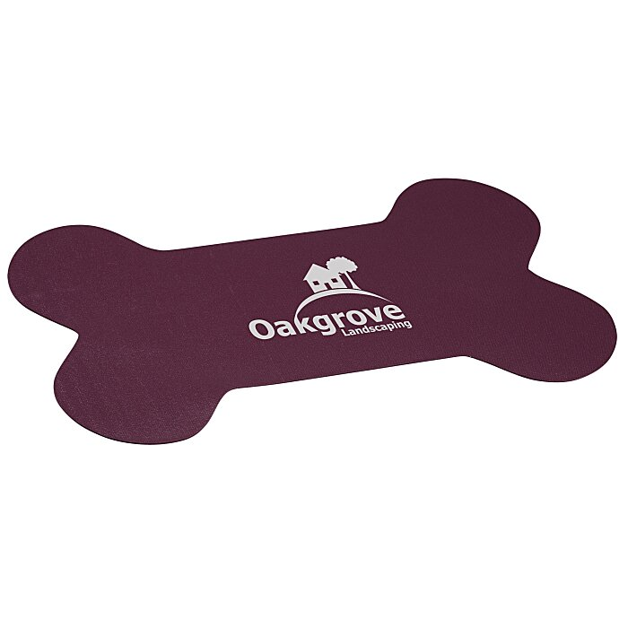 Dog Bone Pet Rug: 4imprint.com: Dog Bone Pet Mat 130022