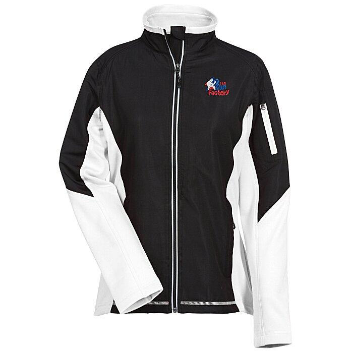 4e4a3f639 4imprint.com  Sonoma Hybrid Knit Jacket - Ladies  - 24 hr 119674-L-24HR