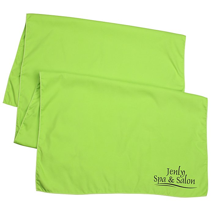 Yoga Towel Uk: 4imprint.com: Microfiber Yoga Mat Towel 131209