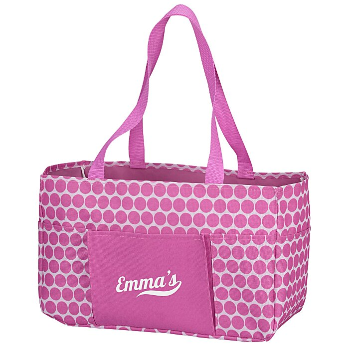 c35d1a97c6e 4imprint.com: Dot Medium Utility Tote 131149