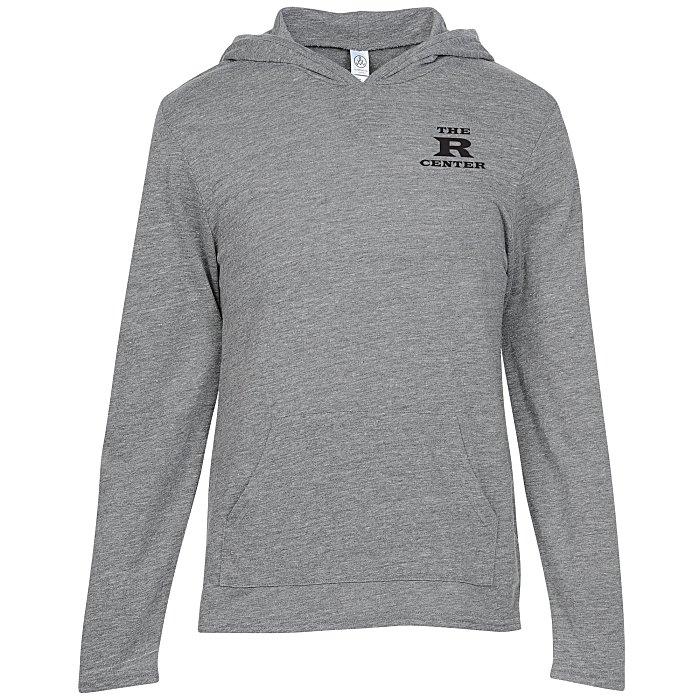 Alternative marathon hooded t shirt men 39 s for Marathon t shirt printing