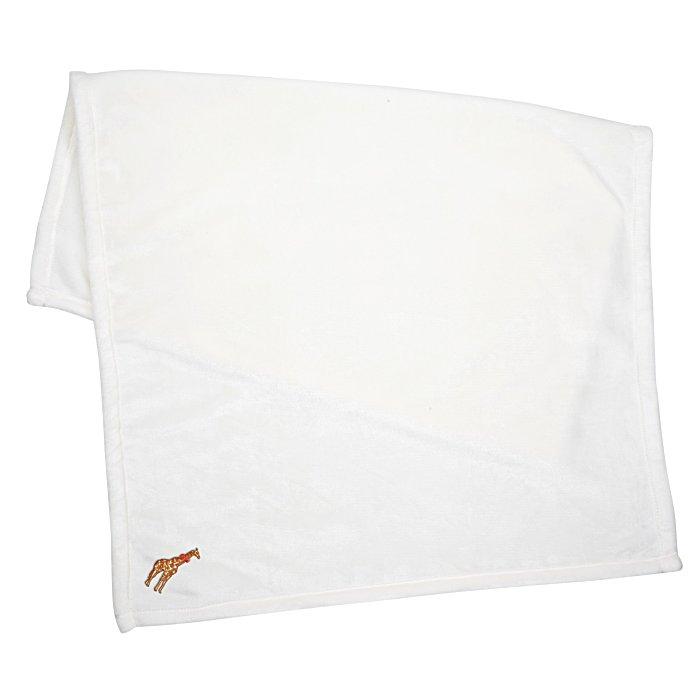 e706984fe 4imprint.com  Tahoe Microfleece Baby Blanket 133468-E