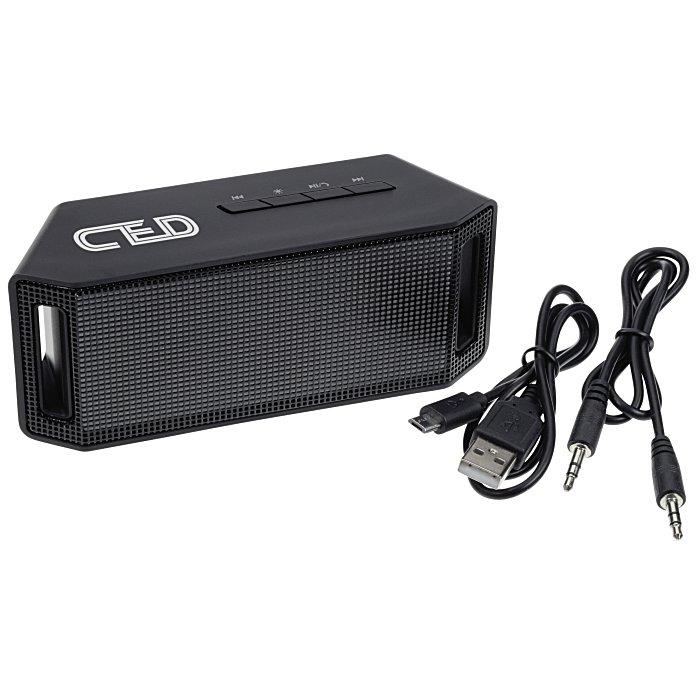 4imprint.com: Lumi Light-Up Bluetooth Speaker 134158