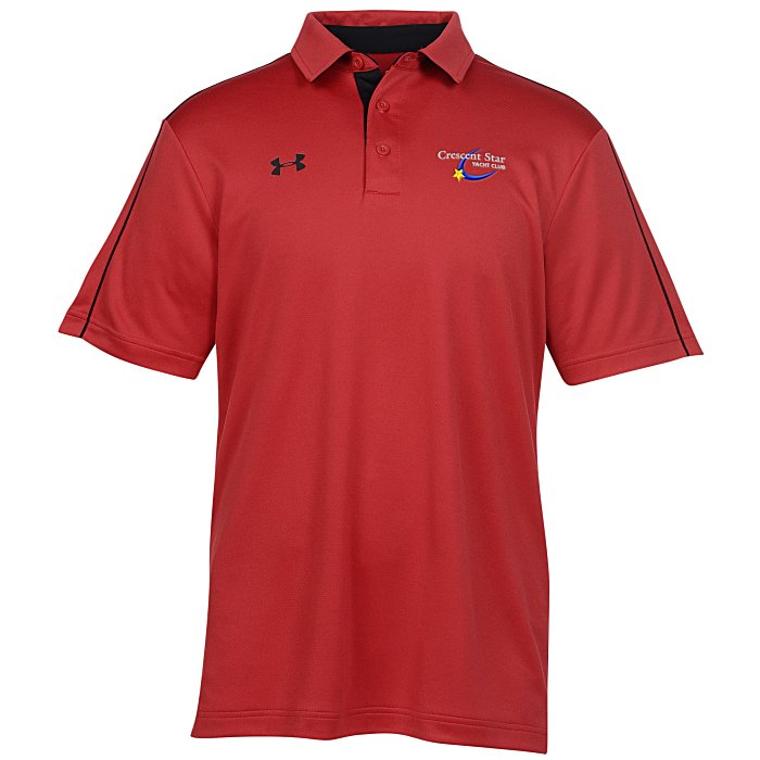 ac0b9df8f9 Under Armour Tech Polo - Men's - Embroidered