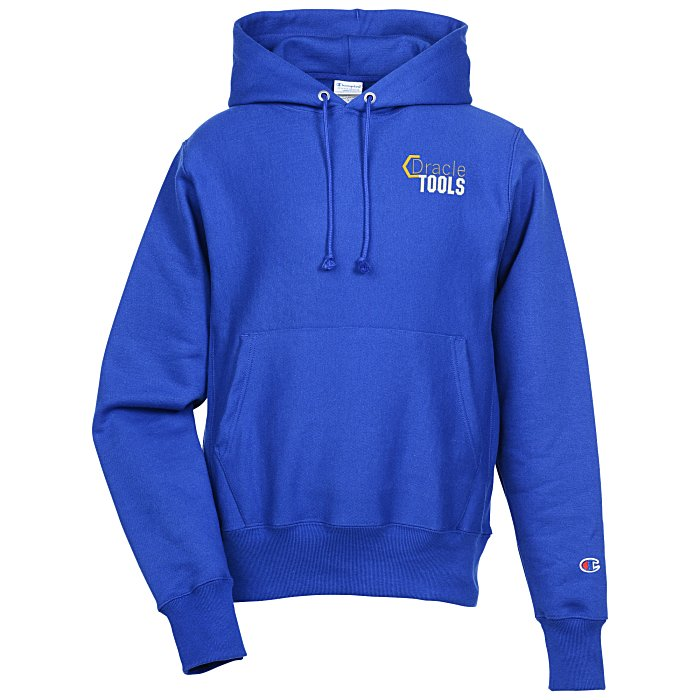 246c6eee9d85 4imprint.com  Champion Reverse Weave Hooded Sweatshirt - Embroidered  134695-E