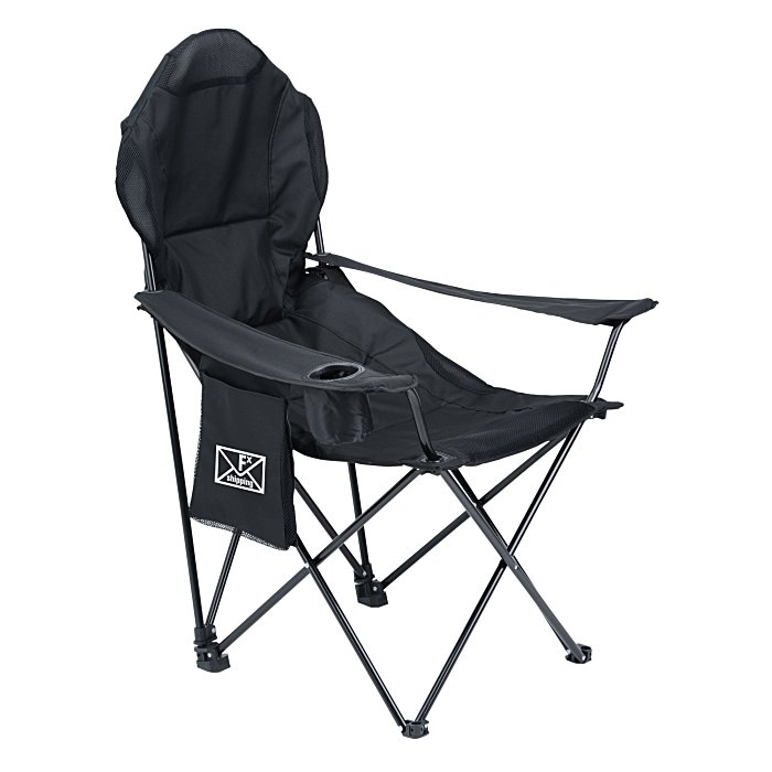 outdoor leisure chairs deluxe folding lounge chair 24 hr item