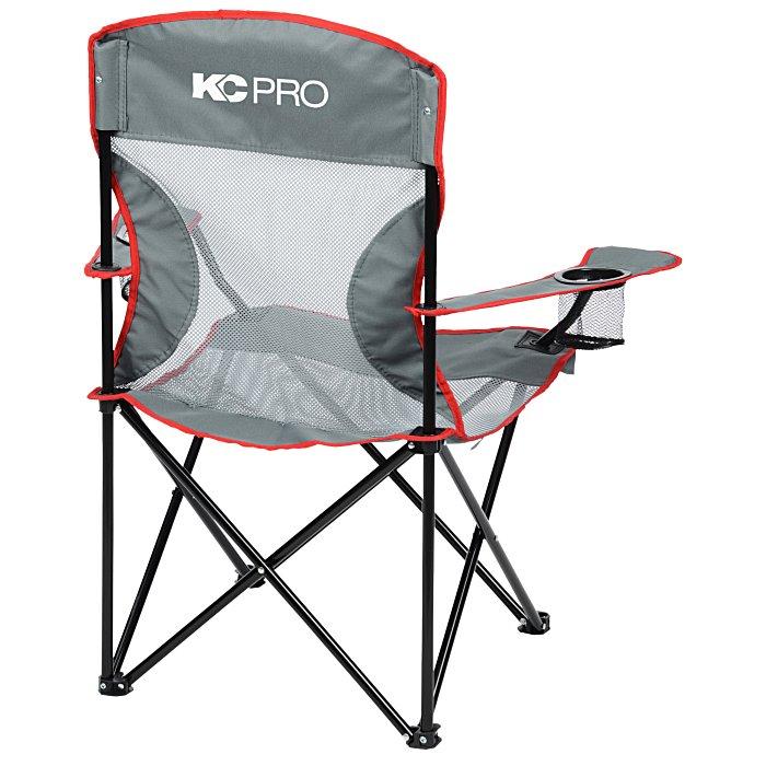 4imprint Com High Sierra Camping Chair 24 Hr 124613 24hr