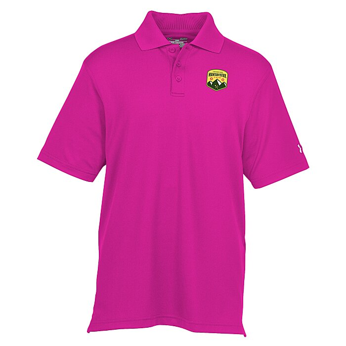 Under armour corporate performance polo for Under armor business shirts