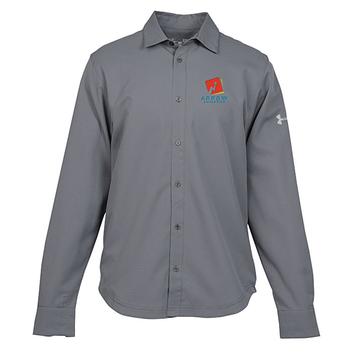 Under armour ultimate shirt embroidered for Under armour shirts canada