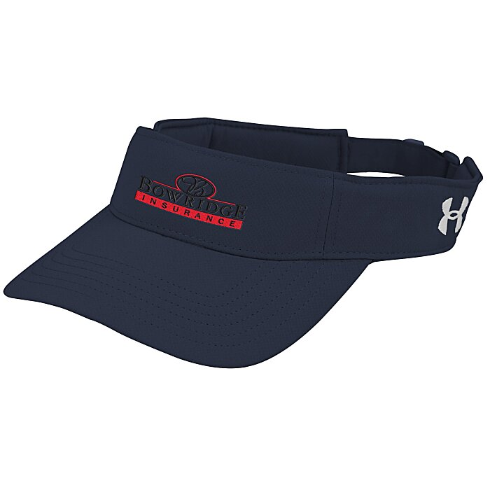 4imprint.com  Under Armour Adjustable Visor - Embroidered 134883-E 158d3a29760f