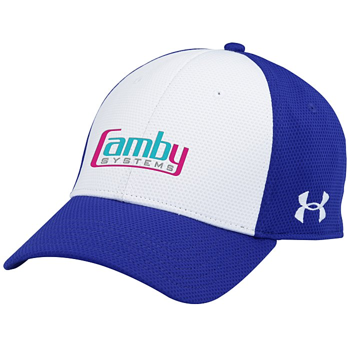 b5c00bf9 4imprint.com: Under Armour Colorblock Cap - Embroidered 134887-E