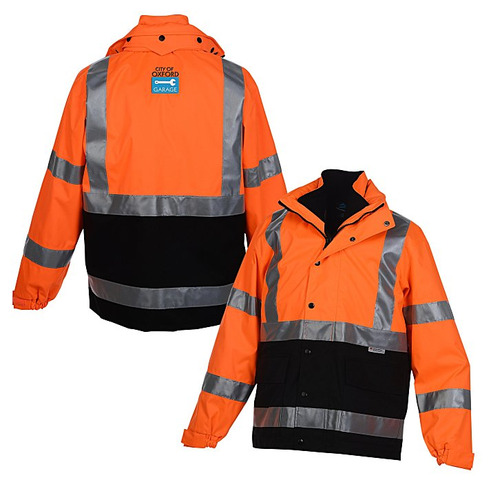 28b3cd5ee919 4imprint.com  Industry 3-in-1 Reflective Jacket 135718