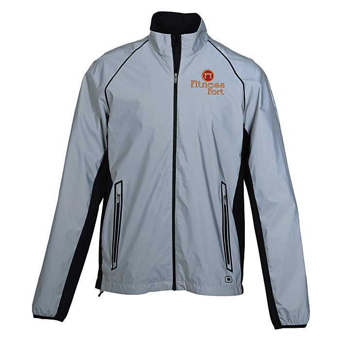 7b68bb07432 4imprint.com  OGIO Endurance Reflective Burst Jacket 136288