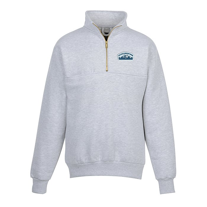 React Tactical 1/4-Zip Pullover - Embroidered