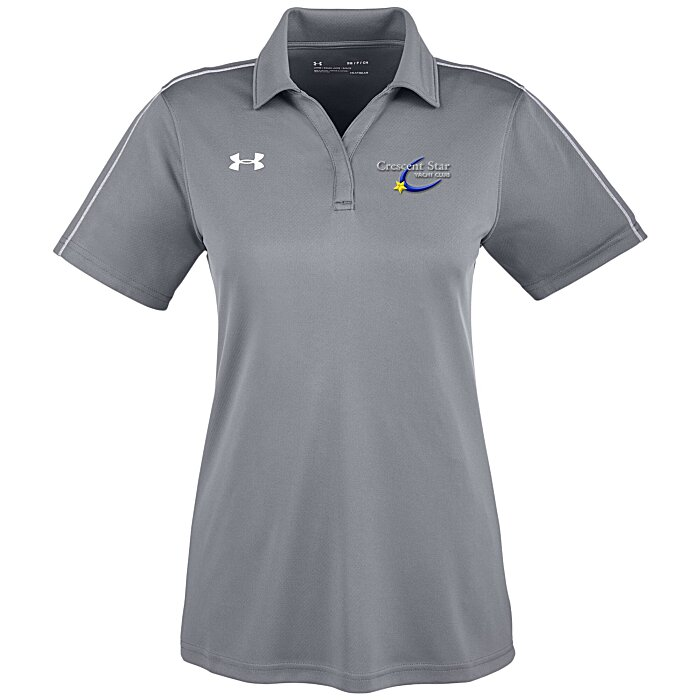 438ff7cb 4imprint.com: Under Armour Tech Polo - Ladies' - Embroidered 134153-L-E
