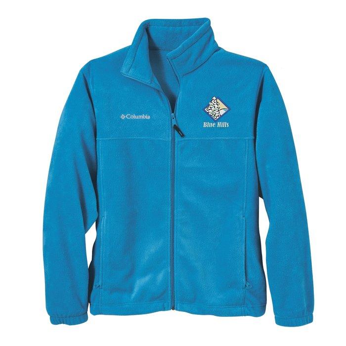 Columbia Full-Zip Fleece Jacket - Men's - Seasonal Colors (Item No ...