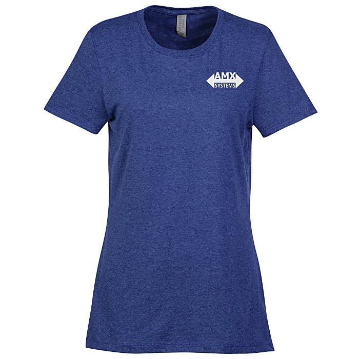 adf52dff 4imprint.com: Jerzees Dri-Power Tri-Blend T-Shirt - Ladies' - Screen  139757-L-S