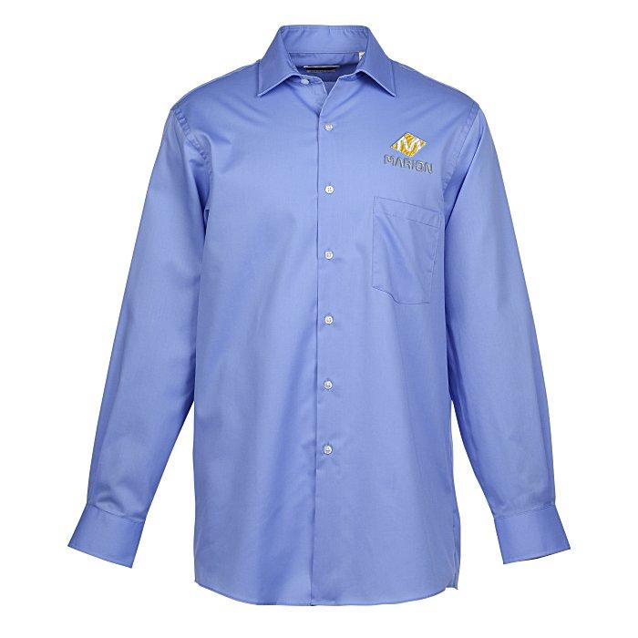 Van heusen flex collar shirt 140210 for Van heusen shirts flex collar