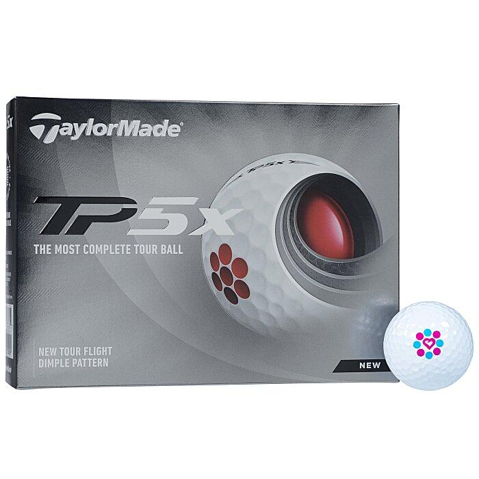 4imprint.com  TaylorMade TP5X Golf Ball - Dozen 140861-X 346c60a96ab3