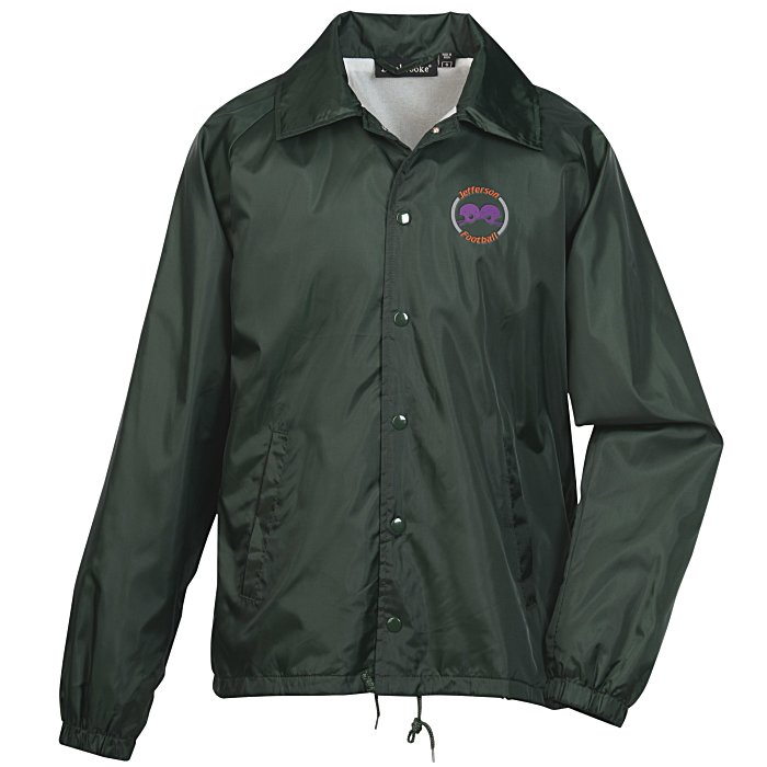 Imprint coaches classic windbreaker jacket