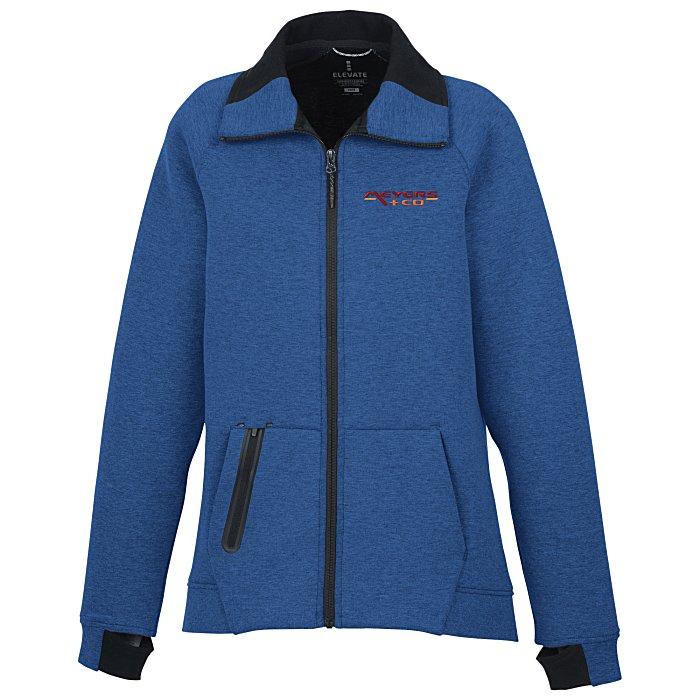 50e38fad4 4imprint.com  Kariba Knit Jacket - Ladies  - 24 hr 140202-L-24HR