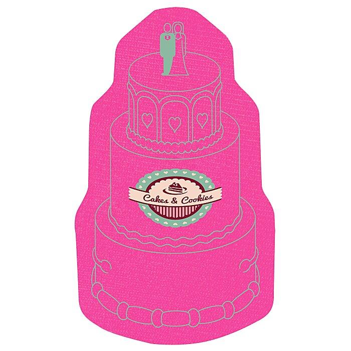 4imprint.com: Cushioned Jar Opener - Wedding Cake - Full Color ...