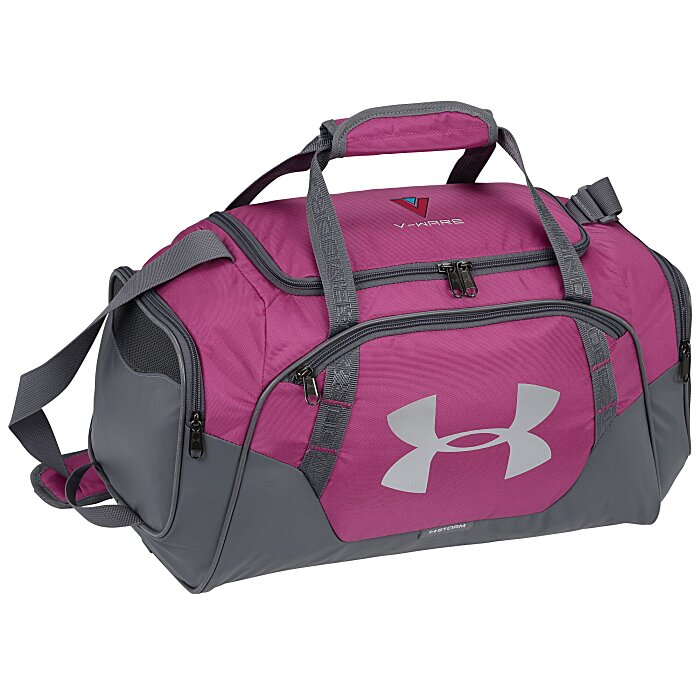 eb42eca8a7 4imprint.com  Under Armour Undeniable XS 3.0 Duffel - Embroidered ...