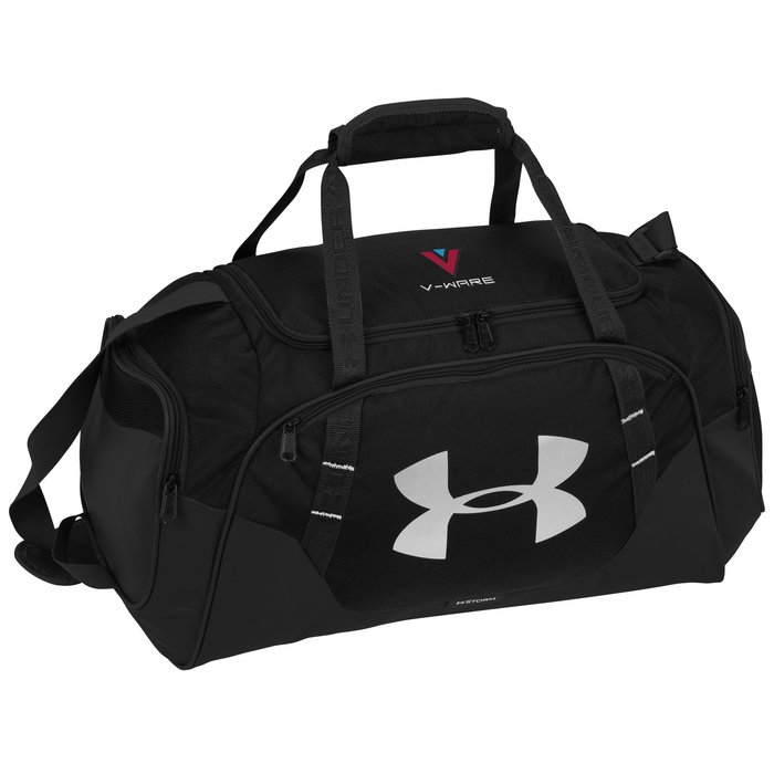 1699acf152 4imprint.com  Under Armour Undeniable Small 3.0 Duffel - Embroidered  141848-E