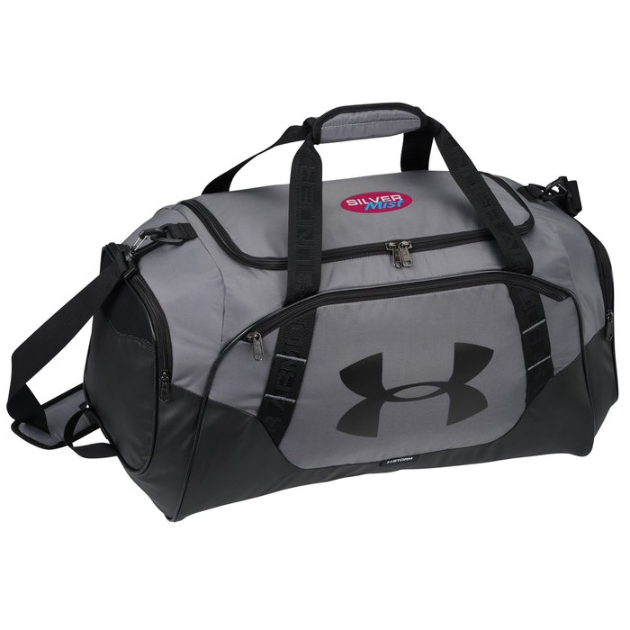 0a26690601 4imprint.com: Under Armour Undeniable Medium 3.0 Duffel - Embroidered  141849-E